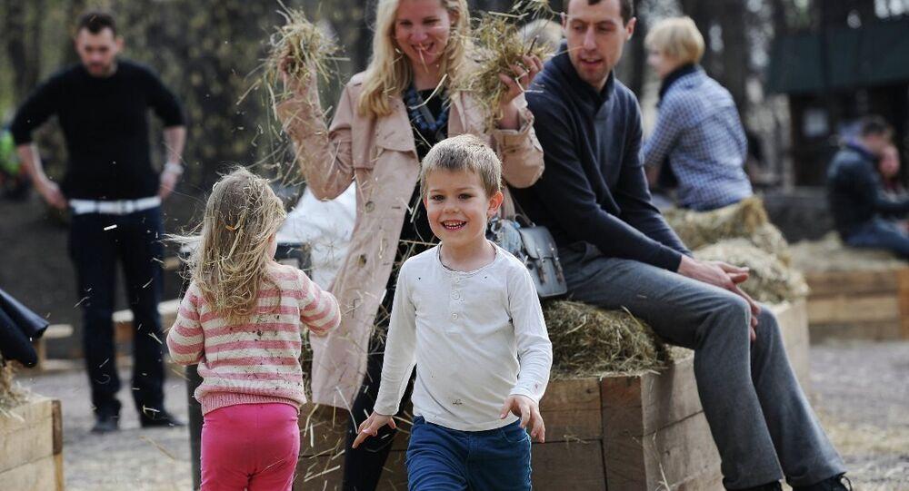Rusya-Aile yaşamı