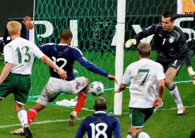 2009 İrlanda- Fransa play-off maçı