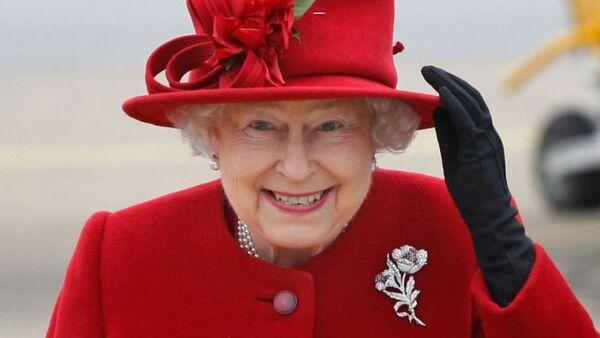 İngiltere Kraliçesi II. Elizabeth - Sputnik Türkiye