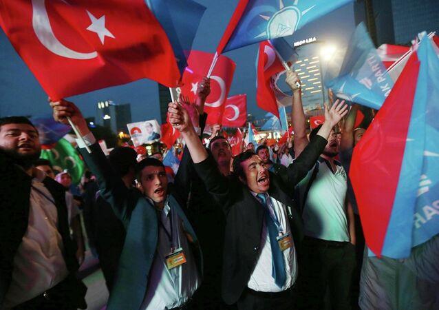 Türkiye sandık başında