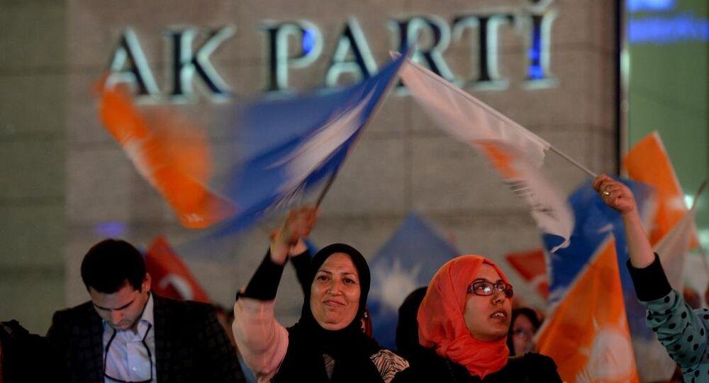 AK Parti - 7 Haziran
