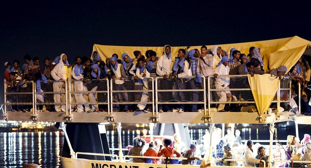 Kaçak göçmenler