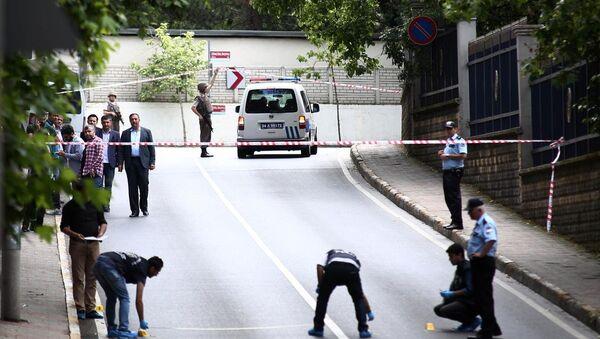 Emekli Albay Çetin Oğuz silahlı saldırıya uğradı - Sputnik Türkiye