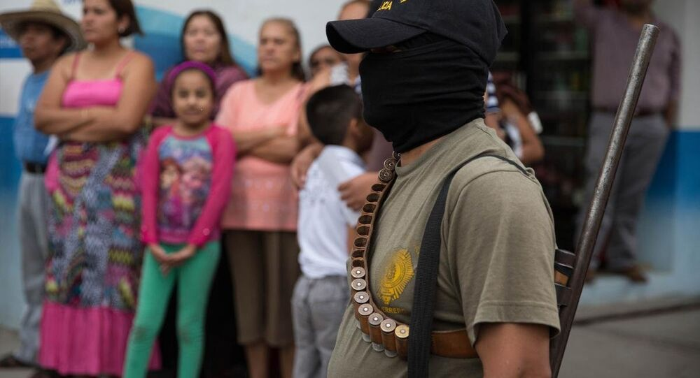 Meksika'da seçim boykotu