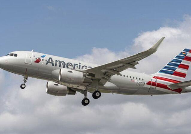 ABD'nin en büyük havayolu şirketlerinden American Airlines