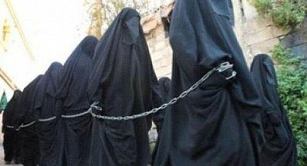 IŞİD - Köle pazarı