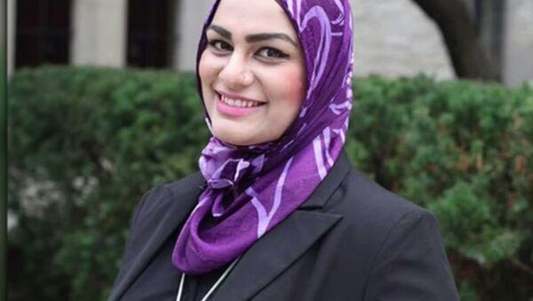 Tahire Ahmed - Sputnik Türkiye