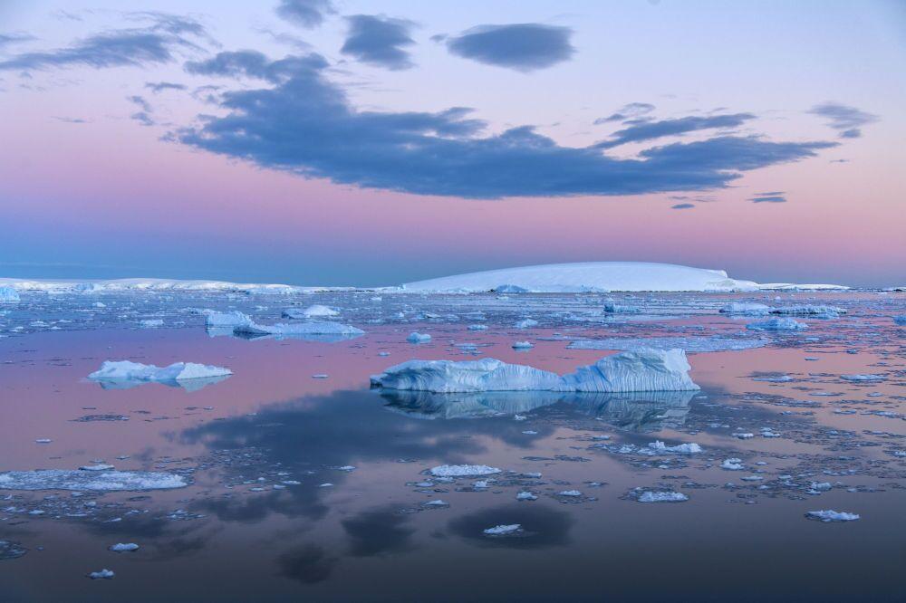 Antarktika'daki Weddell Denizi