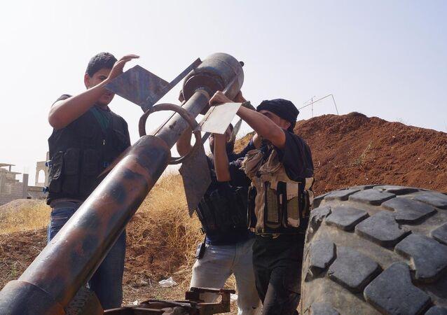 Suriye -  Dera