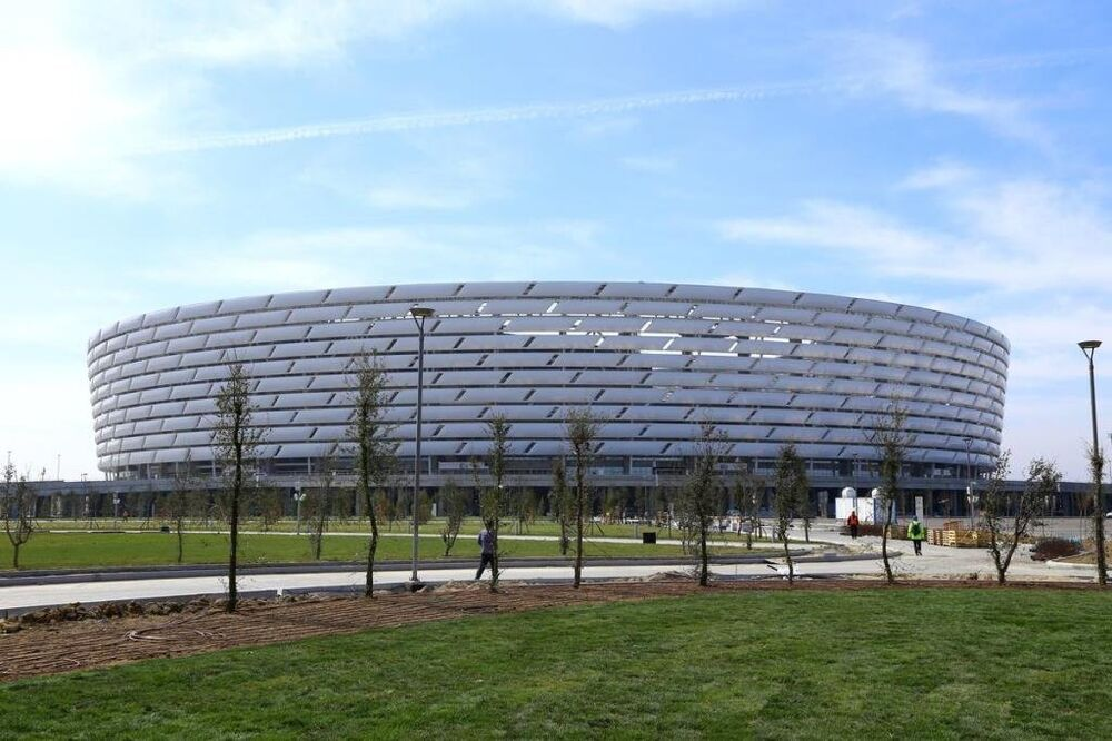 Bakü Ulusal Stadyum