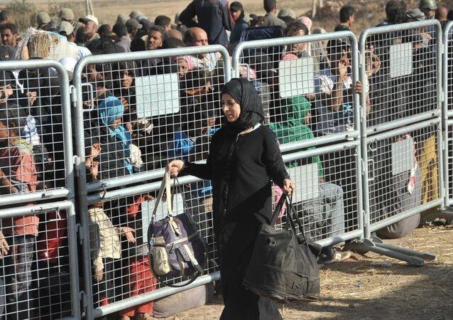 Suriyeli mülteci