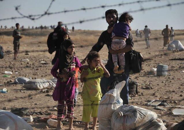 Suriyeli mülteciler