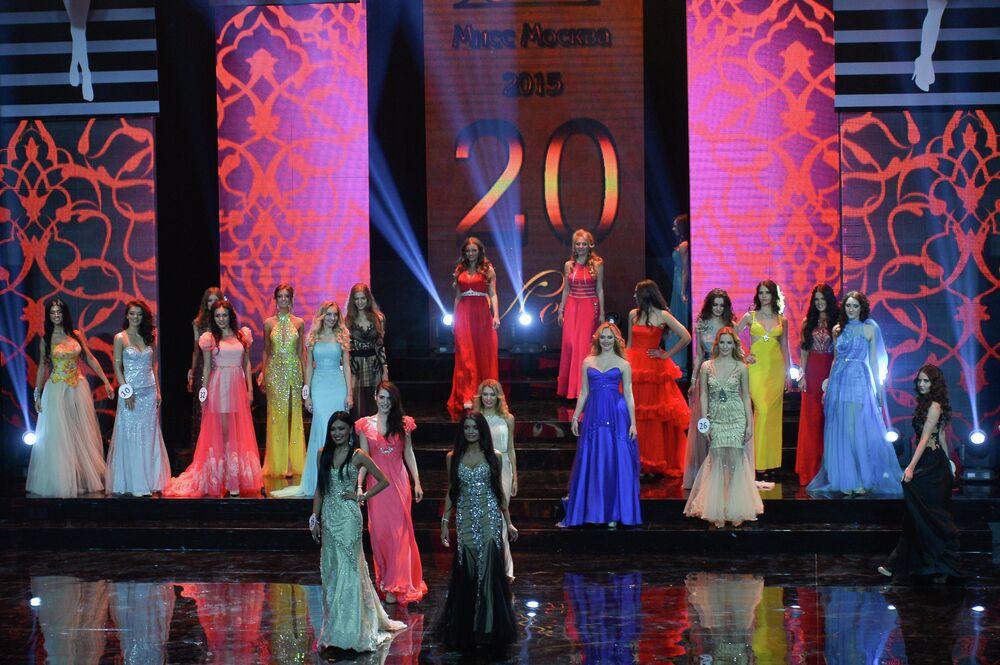 Moskova Güzellik Yarışması