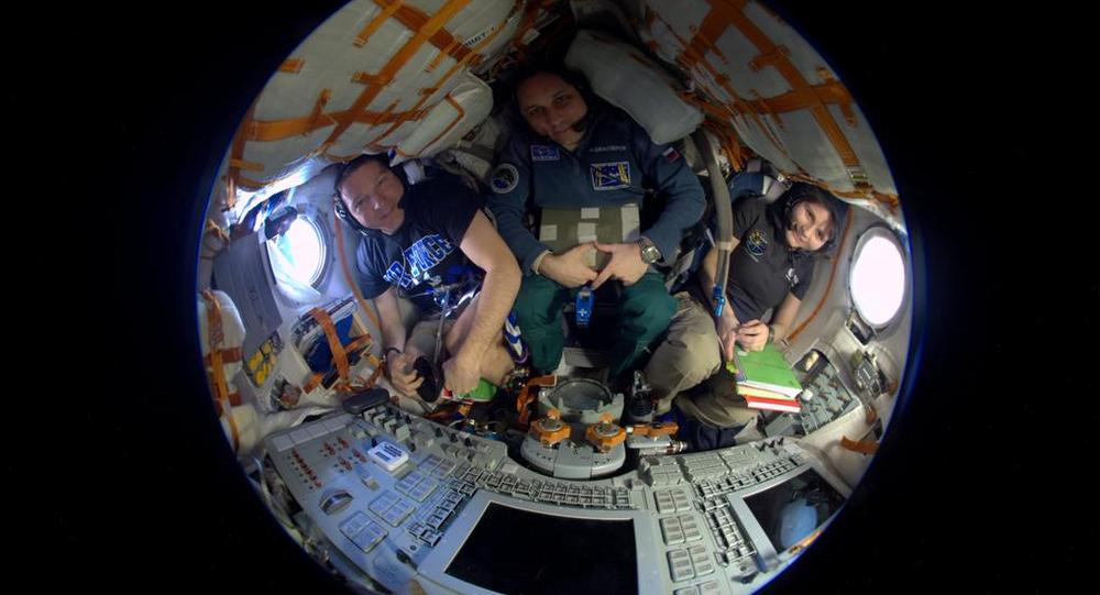 Soyuz astronotları