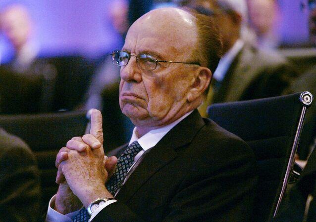 Medya devi Rupert Murdoch