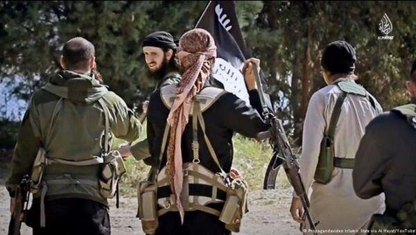 IŞİD militanları - Sputnik Türkiye