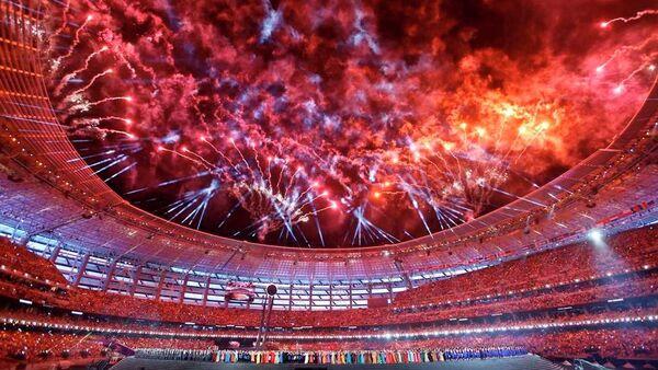 Bakü 1. Avrupa Oyunları - Sputnik Türkiye