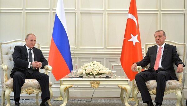 Putin ve Erdoğan'a göre  Avrupa Oyunları'nın açılış töreni  çok görkemli oldu. - Sputnik Türkiye