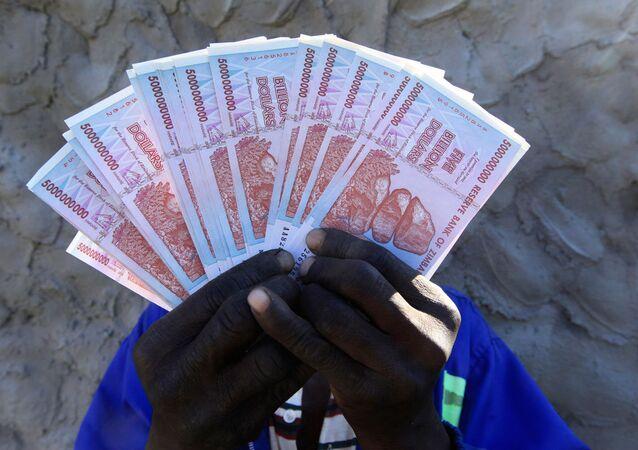 Zimbabve doları