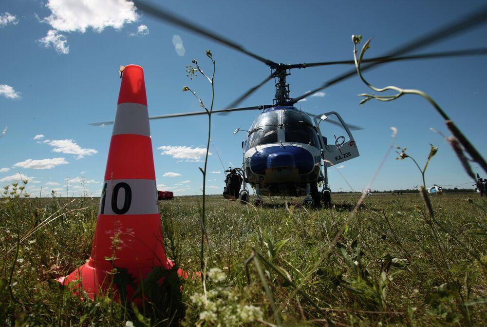 Ka-226 helikopteri