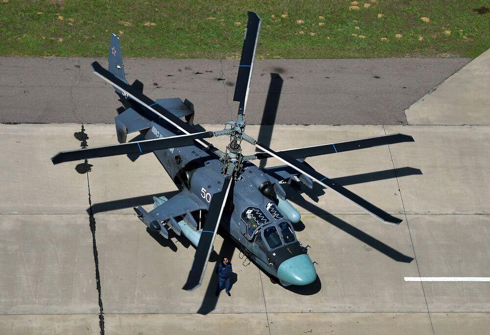 Ka-52 'Aligator' helikopteri