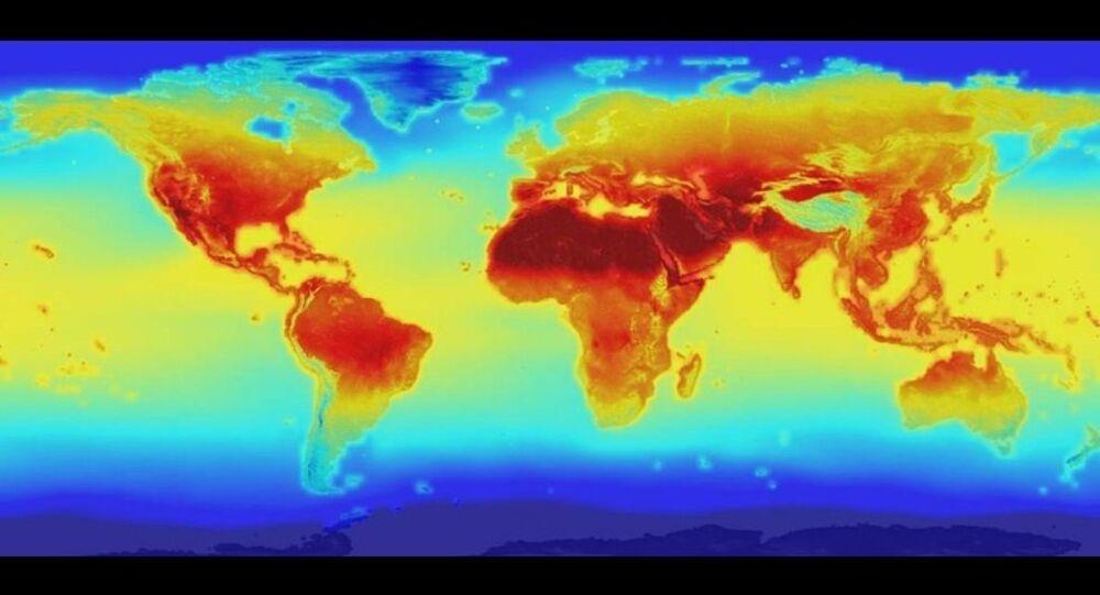 2099'da 45 derece sıcaklık rutin olacak