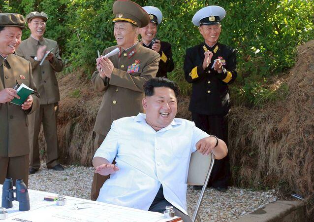 Kuzey Kore lideri Kim Jung-un