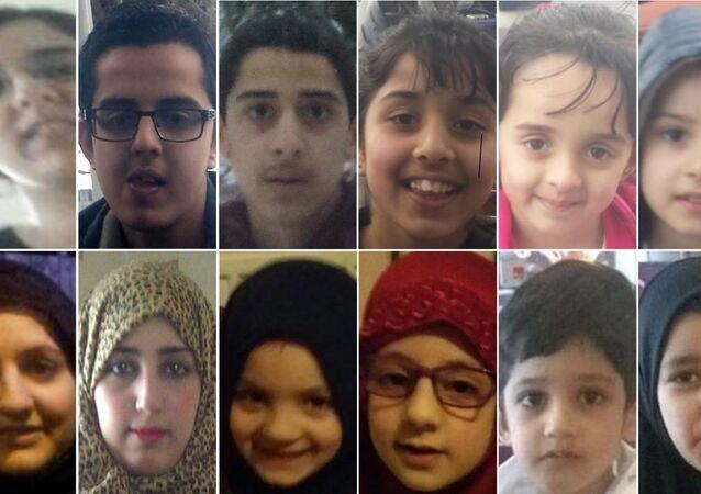 İngiltere'den 28 Mayıs'ta Hac için Suudi Arabistan'a giden Dawood ailesinin 12 üyesinden 11 Haziran'dan bu yana haber alınamıyor.