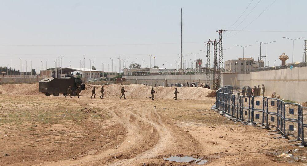 TSK, Suriye sınırında açılacak her türlü ateşe misillemede bulunulması emri vermişti.