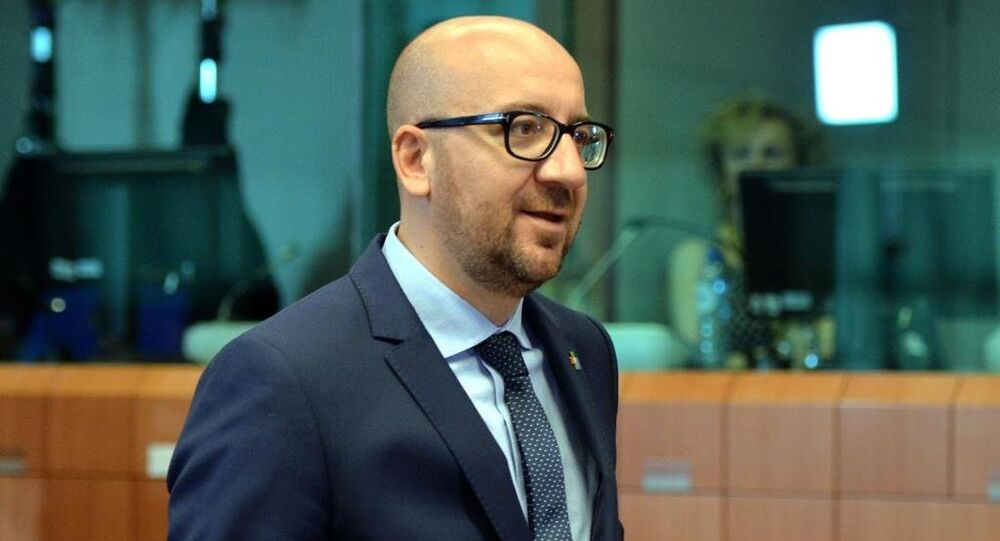Belçika Başbakanı Charles Michel