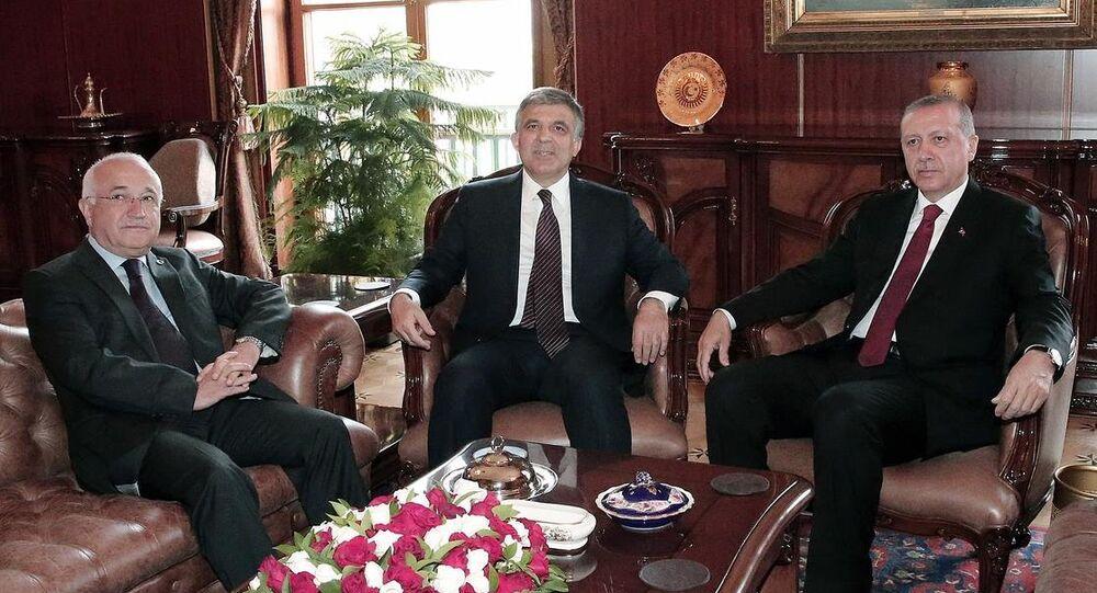 Recep Tayyip Erdoğan, Abdullah Gül, Cemil Çiçek