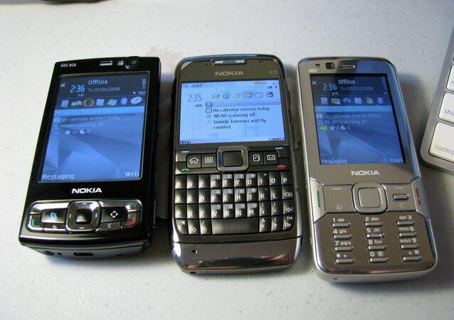 Nokia cep telefonları