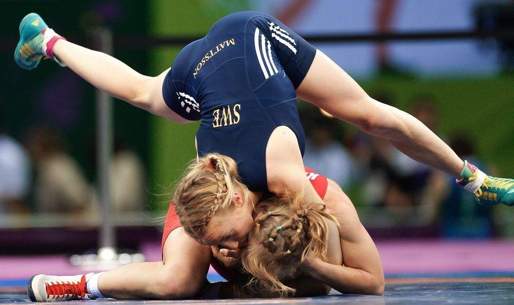 Kadın Sporcular