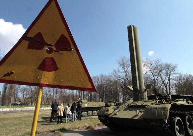 Donetsk - Radyoaktif