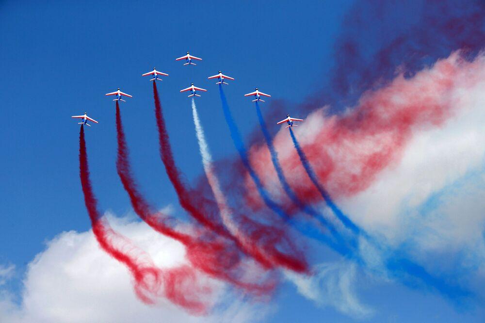 Paris Air Show 2015 Havacılık Fuarı