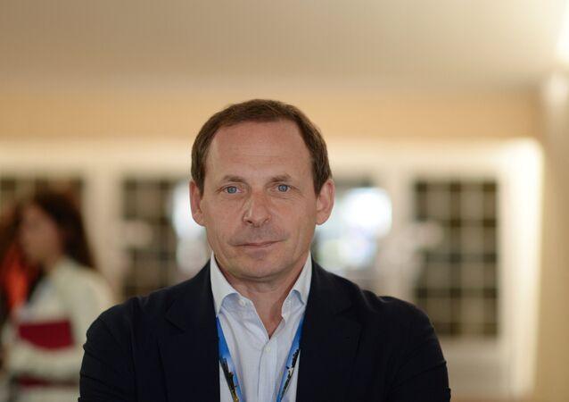Yandex CEO'su Arkadiy Voloj