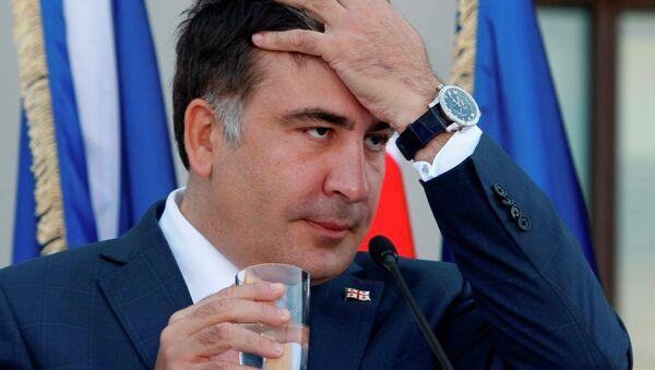 Mihail Saakaşvili - Sputnik Türkiye