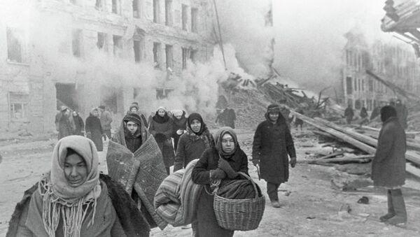 Leningrad Kuşatması - Sputnik Türkiye