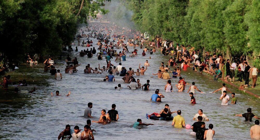 Pakistan'da aşırı sıcaklar