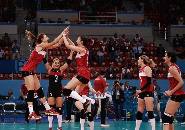 Türkiye Kadın Voleybol Milli Takımı