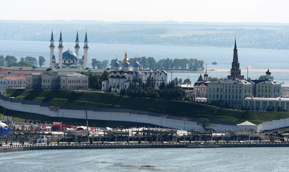 Kazan Kremlini