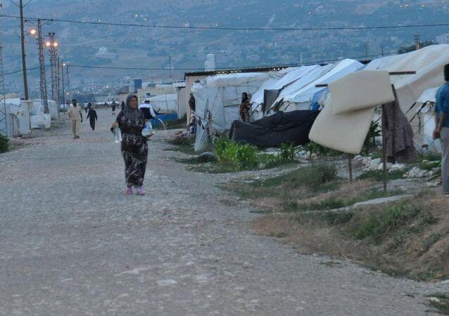Kahramanmaraş'taki çadır kent