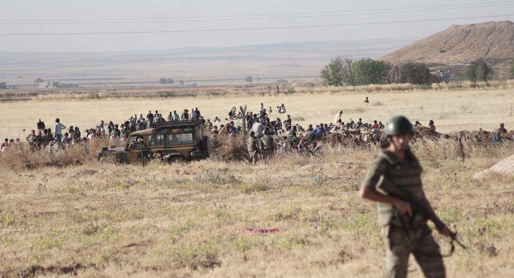 IŞİD ile Kürtler arasındaki çatışmalar