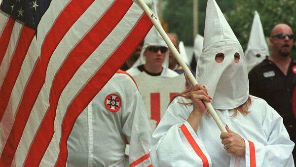 Ku Klux Klan - Sputnik Türkiye