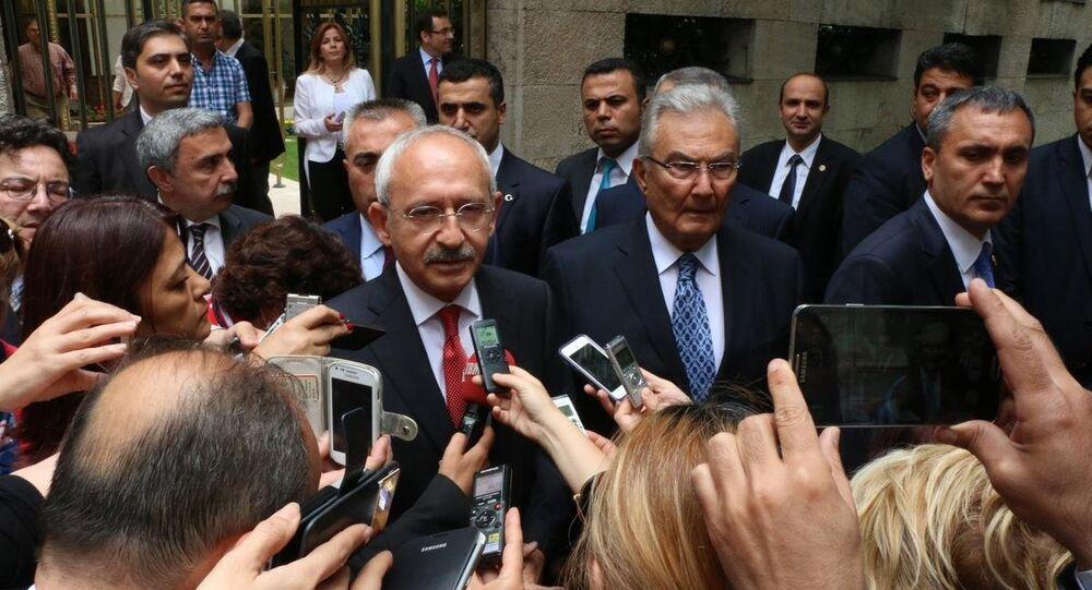 Kemal Kılıçdaroğlu-Deniz Baykal