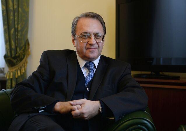 Mihail Bogdanov