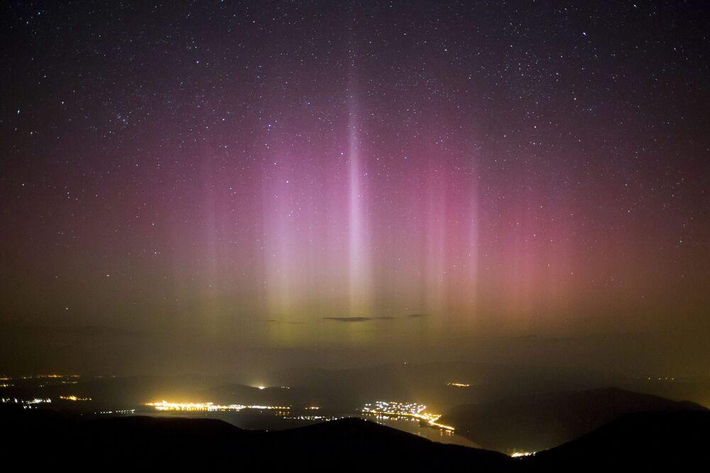Kuzey ışıkları