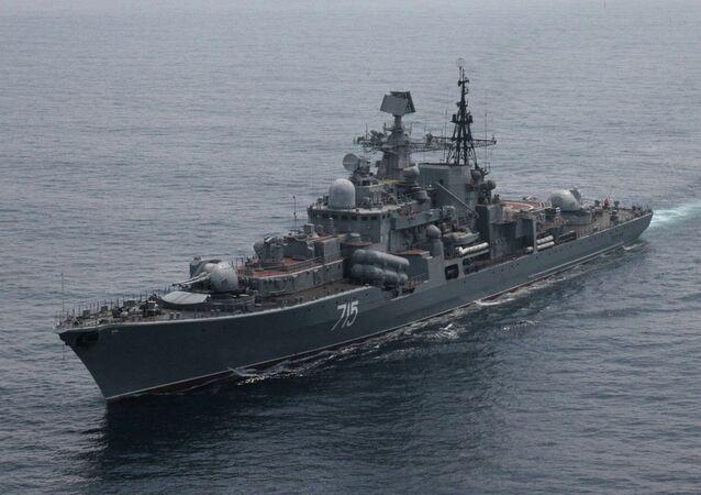 Rus ordusundan Pasifik Okyanusu'nda tatbikat