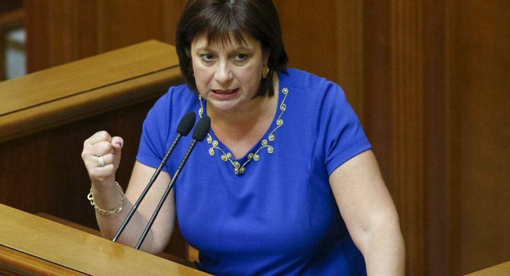 Natalya Yaresko