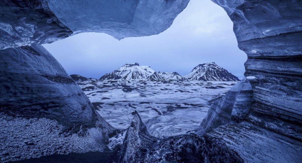 Buz diyarı İzlanda